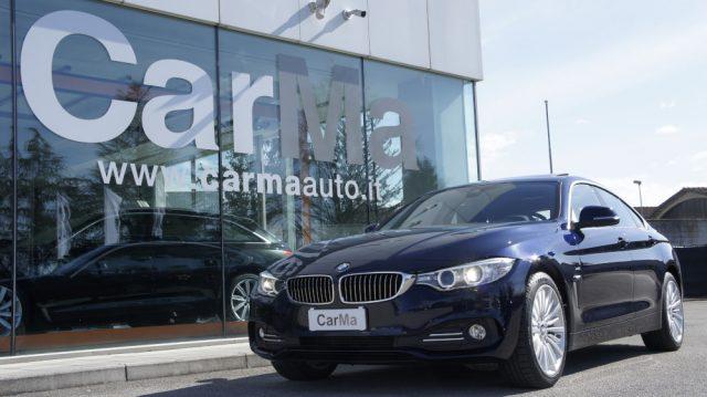 BMW 420 d xDrive Gran Coupé Luxury LISTINO 70.400? IVA ESP