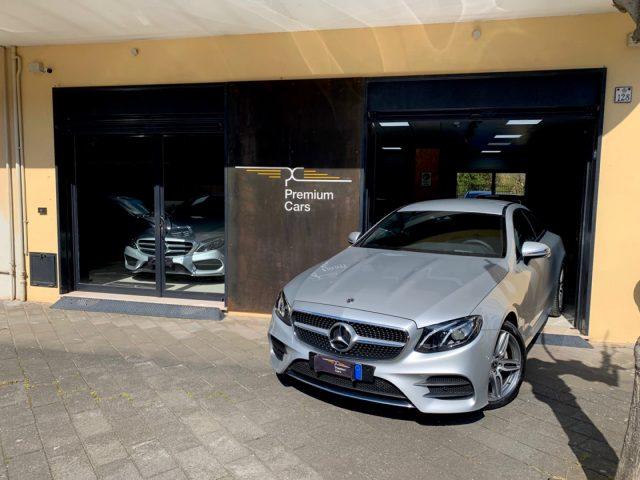 MERCEDES-BENZ E 220 d 4Matic Auto Premium Ita UniPro KmCertif