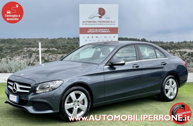 MERCEDES-BENZ C 180 d 116cv Executive (Autom./Navi/Bluetooth)
