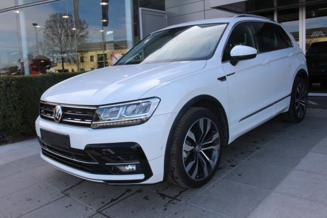 VOLKSWAGEN Tiguan 1.5 TSI Sport ACT BlueMotion Technology R LINE
