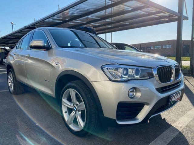 BMW X4 xDrive20d - TAGLIANDI BMW - PERFETTA!!