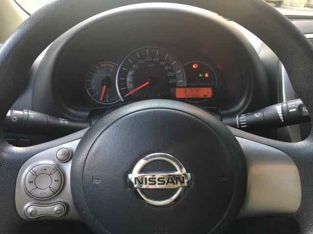 Immagine di NISSAN Micra 1.2 12V 5 porte Visia