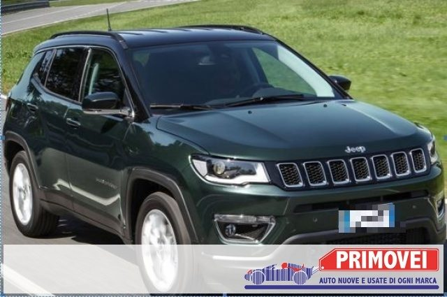 JEEP Compass 1.3 GSE 150 DCT Limited Nav Cam Keyl HeatedS