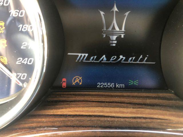 Immagine di MASERATI Quattroporte V6 Diesel 275 CV