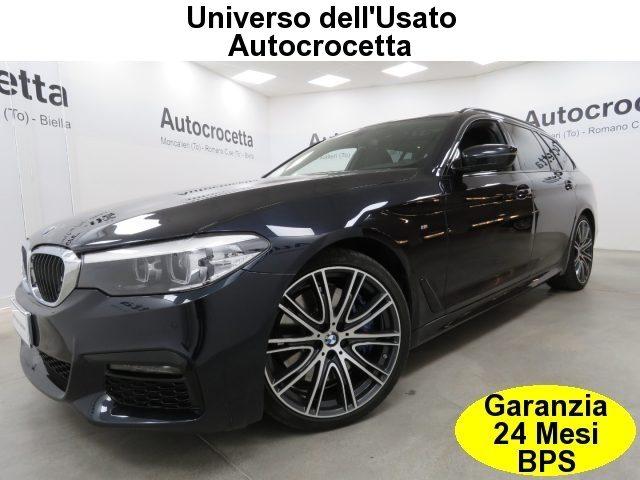 BMW 540 i xDrive Touring Msport  Gancio Traino