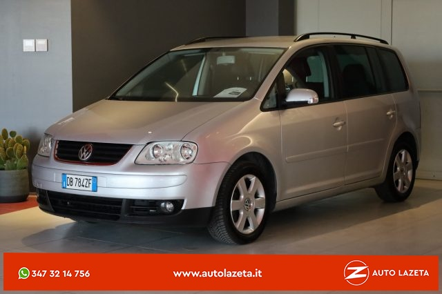 VOLKSWAGEN Touran 2.0 16V TDI Highline