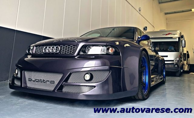 AUDI A4 B5 ESEMPLARE UNICO SUPER CHARGED 296cv