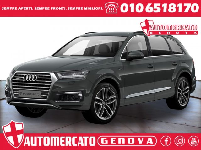 AUDI Q7 e-tron 3.0 TDI quattro tiptronic Business Plus