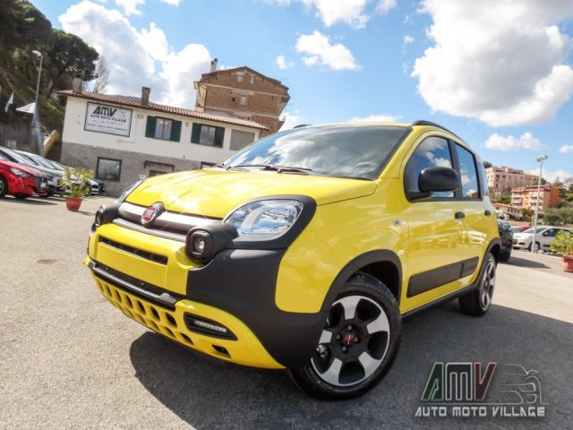 Immagine di FIAT Panda 1.0 S&S Hybrid 70 Cv City Cross Km0
