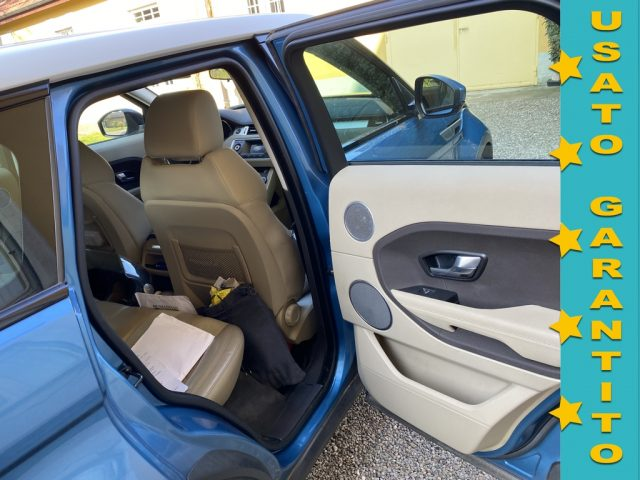 Immagine di LAND ROVER Range Rover Evoque 2.2 TD4 5p. Dynamic FINO 48 MESI DI GARANZIA