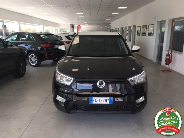 Immagine di SSANGYONG Tivoli 1.6d 2WD Be Visual Cool