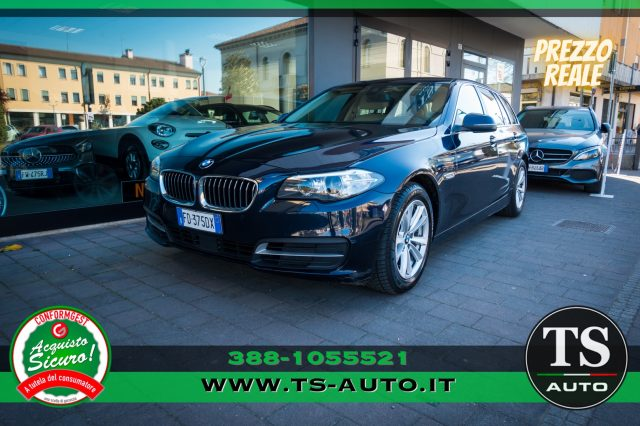 BMW 520 d xDrive Monitor post, head-up disp, ant collision