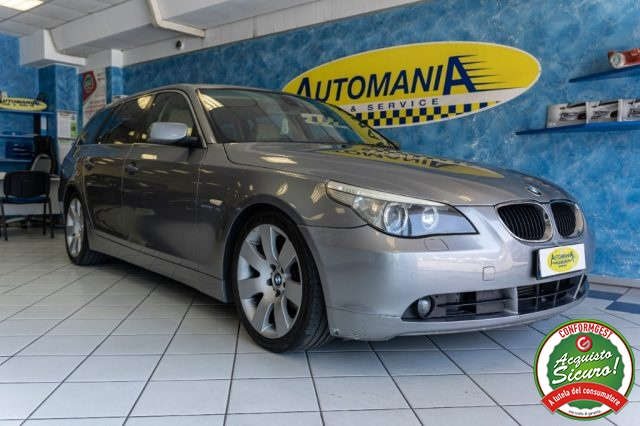 BMW 530 d cat Touring Futura Automatica