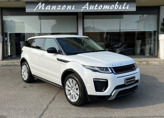 LAND ROVER Range Rover Evoque 2.0 eD4 5p. SE Dynamic UNICO PROPRIETARIO