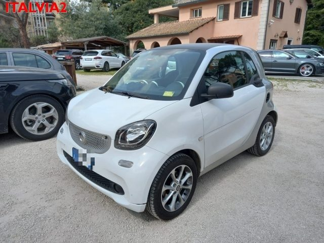 SMART ForTwo 70 1.0 twinamic Youngster NAVI-PELLE-SED.RISCALD