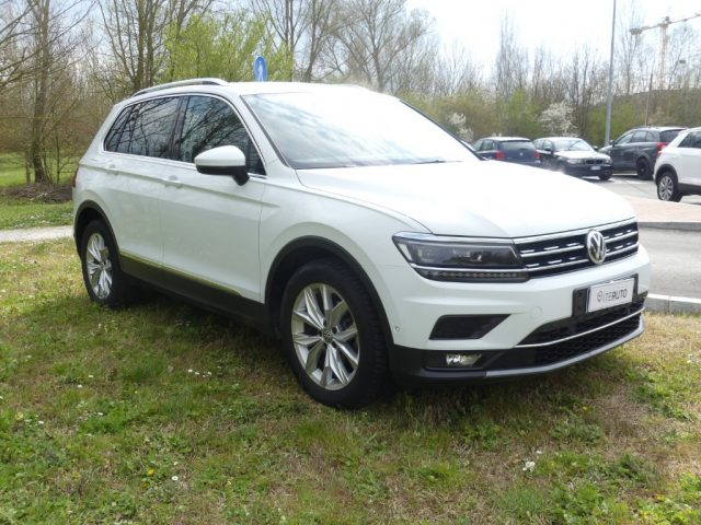 VOLKSWAGEN Tiguan 2.0 TDI SCR DSG Advanced BlueMotion Technology