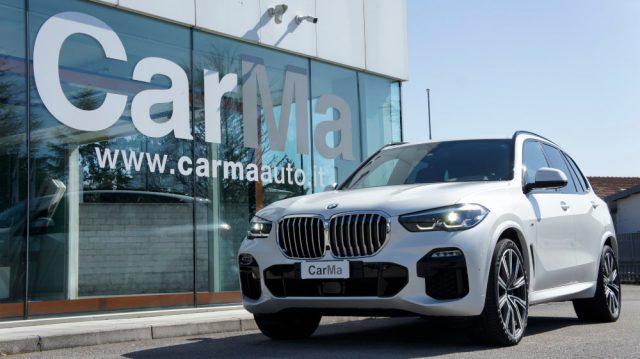 BMW X5 xDrive30d Msport LISTINO 94.700?
