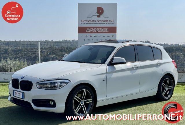 BMW 118 d 150cv Sport (Tetto/Navi/Retroc./Autom.)