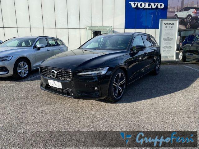 VOLVO V60 B4 (d) Geartronic R-Design