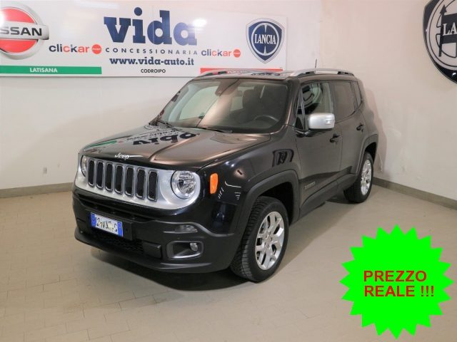 JEEP Renegade 2.0 Mjt 140CV 4WD AT9 Active Drive Low Limited