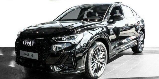 AUDI Q3 Audi Q3 sportback 40
