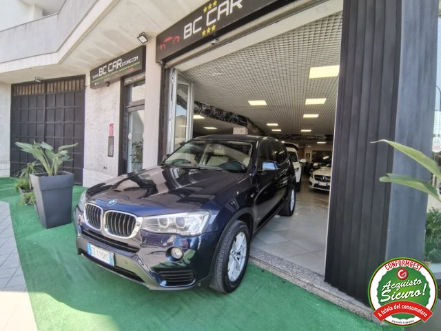 BMW X3 sDrive18d 150 CV Auto. *LED*PELLE