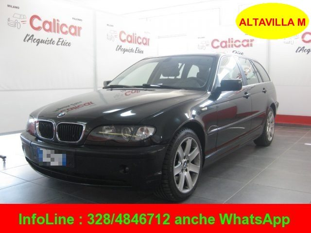 BMW 330 xd turbodiesel cat Touring Futura