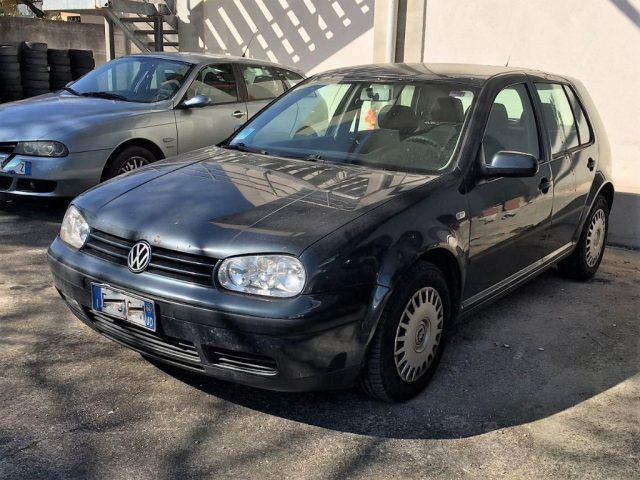 VOLKSWAGEN Golf 1.9 TDI/101 CV cat 5 porte
