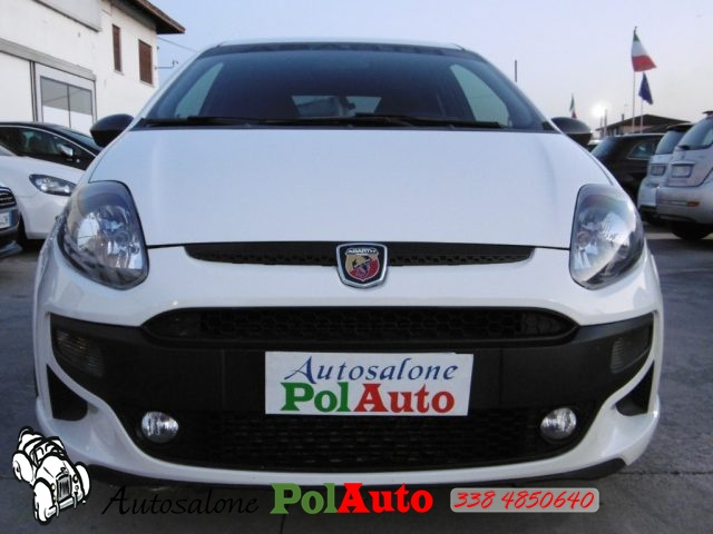 ABARTH Punto Evo 1.4 16V Turbo Multiair S amp;S