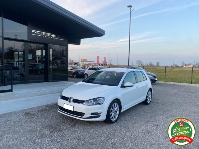 VOLKSWAGEN Golf 1.6 TDI 5p. Executive BlueMotion Technology