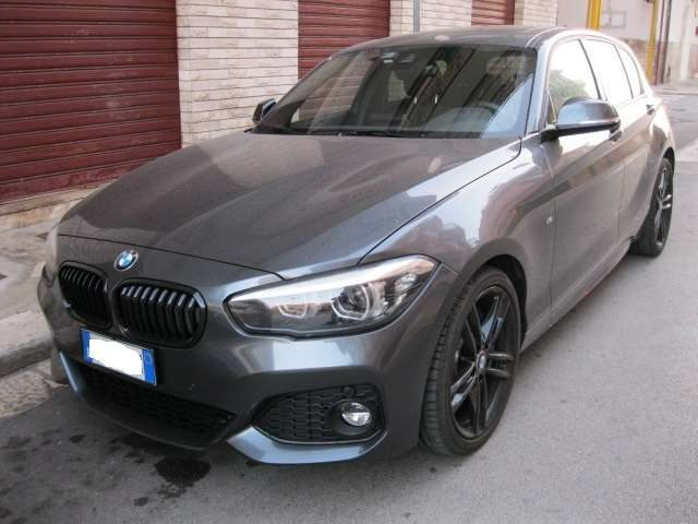 BMW 118 Serie 1 (F20) 5p. Msport Black Shadow