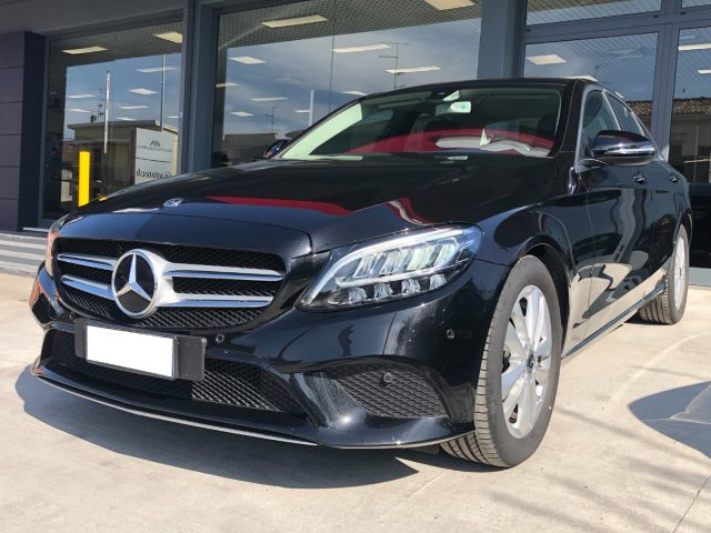 MERCEDES-BENZ C 220 d Auto Sport Plus