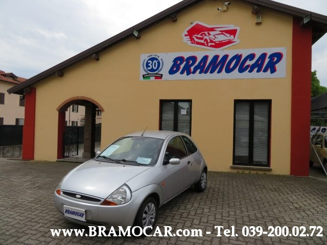 FORD Ka 1.3 COLLECTION 69cv - ARGENTO - KM 90.916 - x NEOP