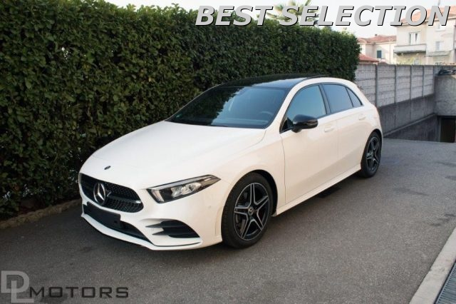 MERCEDES-BENZ A 180 Automatic Premium +TETTO+AMBIENT+PACK NIGHT
