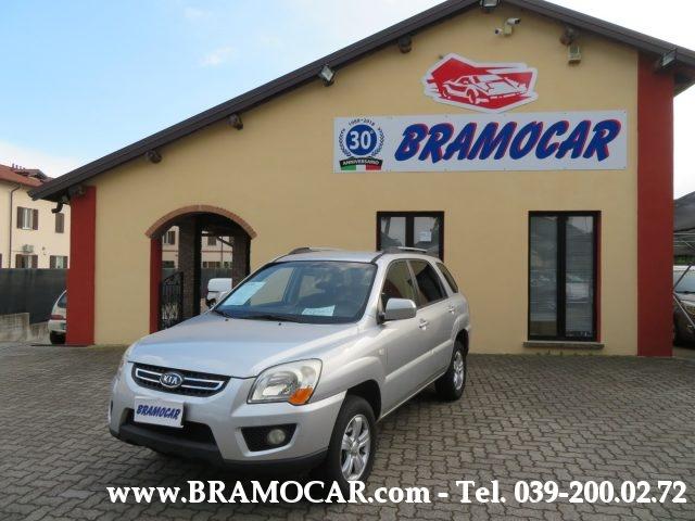 KIA Sportage 2.0 141cv 2WD ACTIVE ECOSUV - G.P.L. - ARGENTO MET