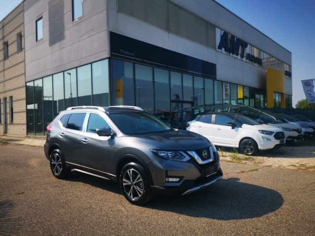 NISSAN X-Trail dCi  4WD N-Connecta