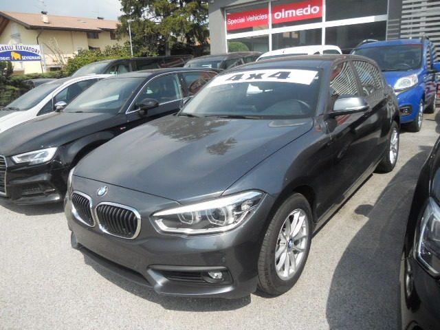 BMW 118 d xDrive 5p. Business