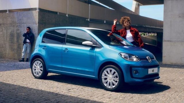 VOLKSWAGEN up! 1.0 3p. eco high up! BlueMotion Technology