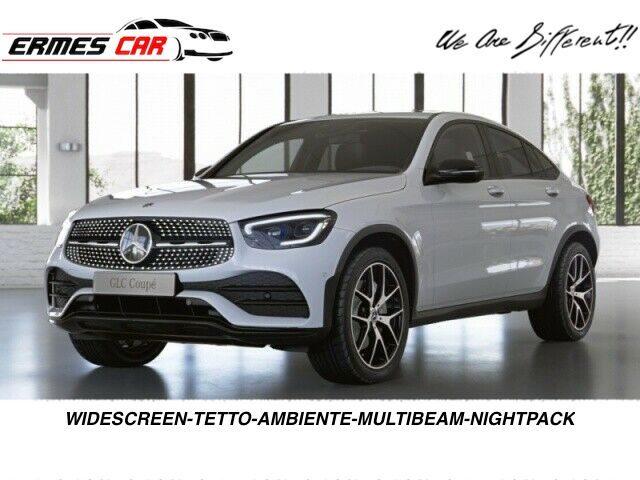 MERCEDES-BENZ GLC 220 d 4Matic Coupé Premium-AMG-WIDESCREEN-