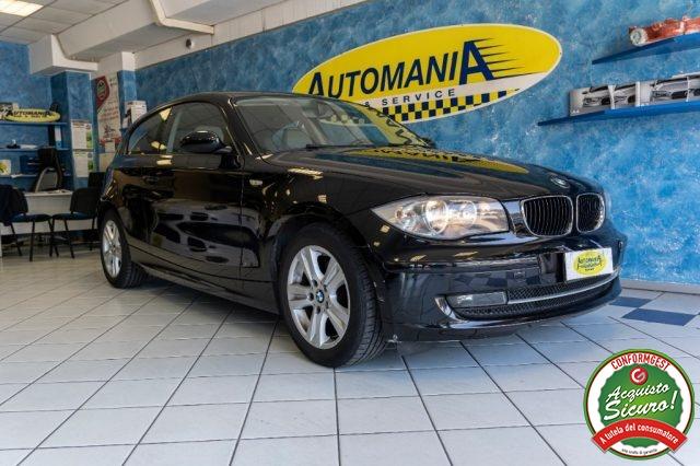 BMW 116 i cat 3 porte Unico Proprietario