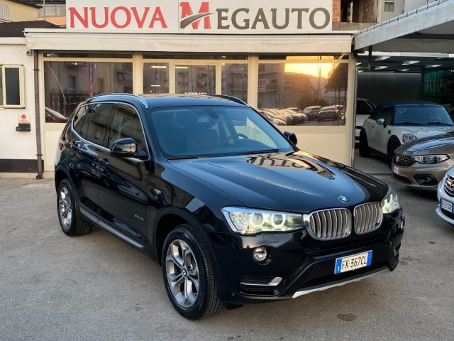 BMW X3 sDrive18d xLine