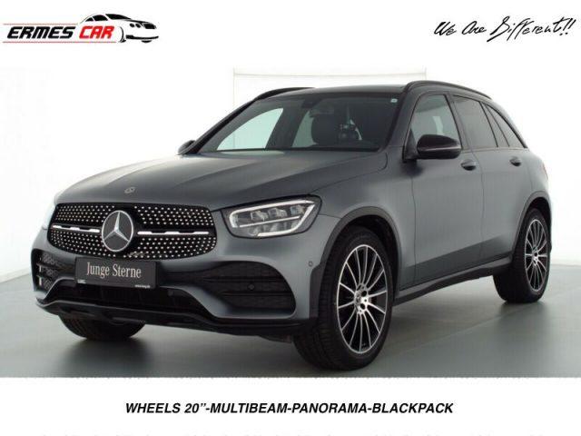 MERCEDES-BENZ GLC 220 d 4Matic Premium-AMG-PANORAMA-20 quot;