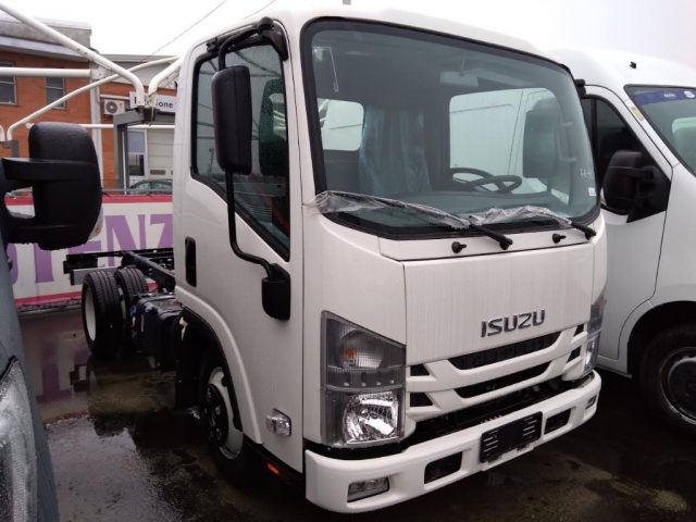 ISUZU M21 single E 1.9 TDI PC-RG Cabinato