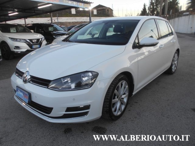 VOLKSWAGEN Golf 2.0 TDI 5p. Highline BlueMotion Technology km cert