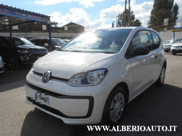 VOLKSWAGEN up! 1.0 3p. eco high up! BlueMotion KM CERTIFICATI