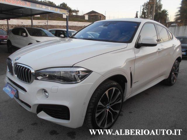 BMW X6 xDrive40d Msport KM CERTIFICATI