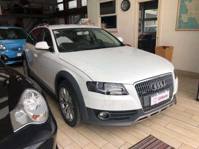 AUDI A4 allroad 3.0 V6 TDI F.AP. S tronic Advanced