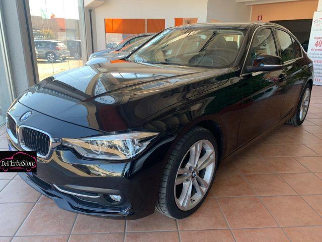 BMW 320 d Business Advantage aut.NAVY