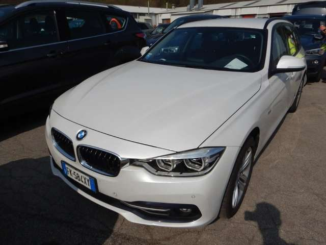 BMW 320 Serie 3 xDrive Touring Msport