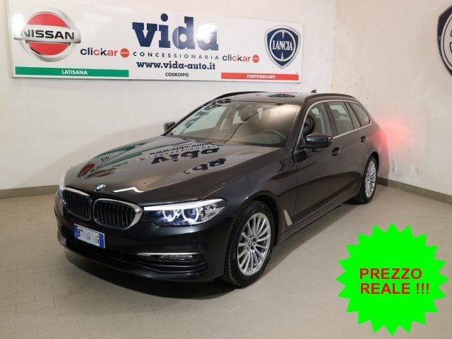 BMW 520 d Touring * CAMBIO MANUALE * EURO 6C * Bs